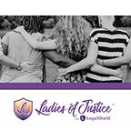 Adela Hofmann - Ladies of Justice by Legal Schield