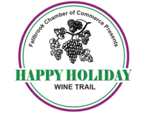 Happy Holiday Wine Trail