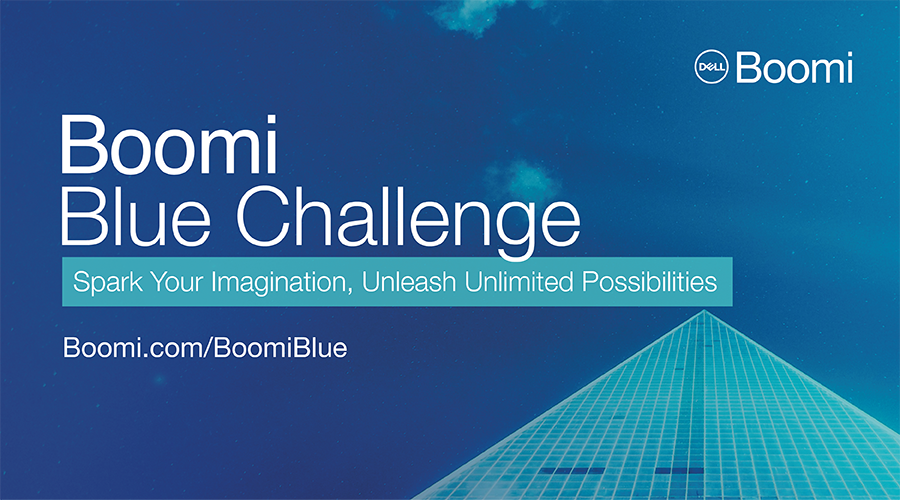 Boomi Blue Challenge Is Almost Over. Time's a Wastin' — Enter Today!