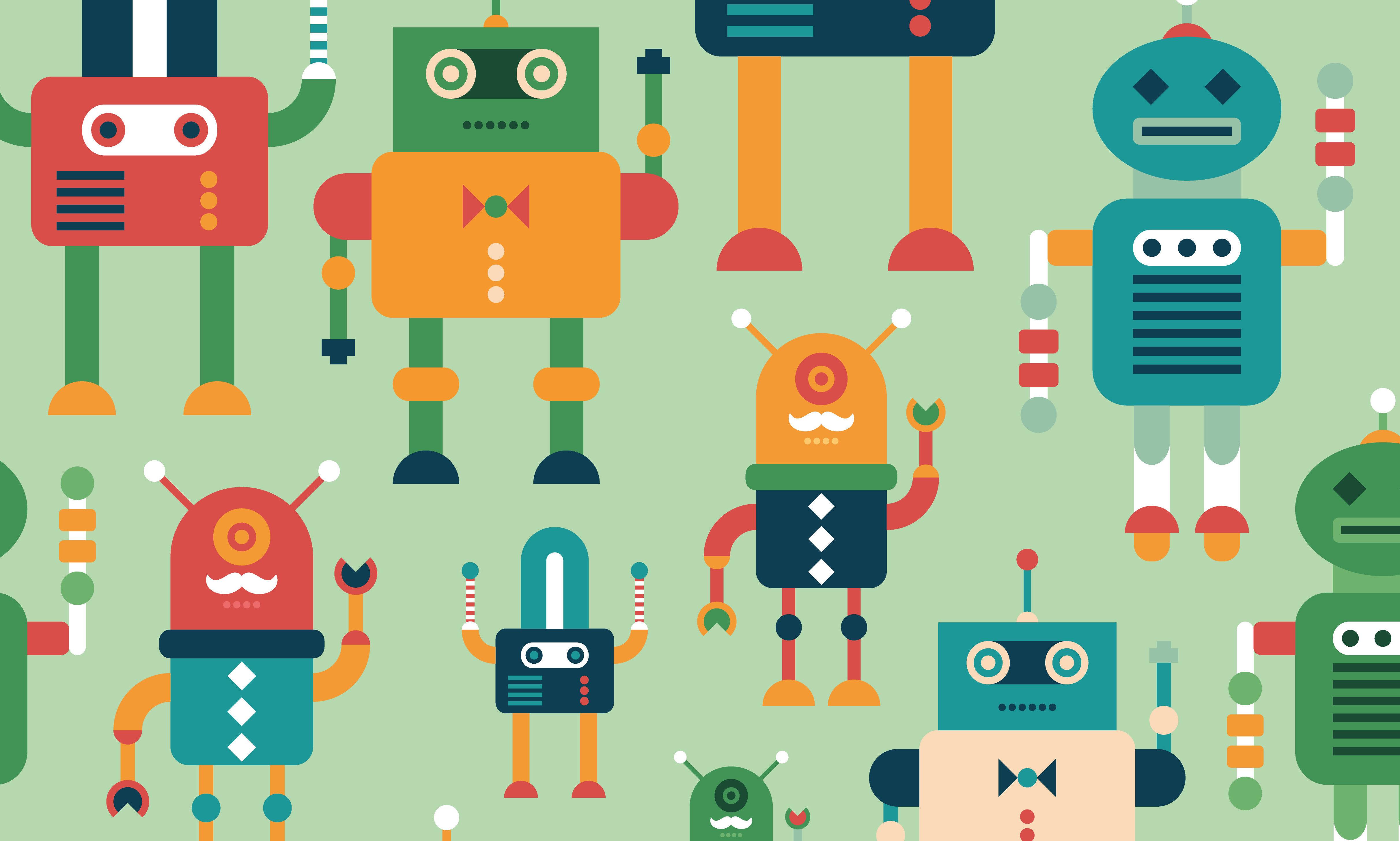 Low-Code Integration Helps Hardworking Bots Earn Their Keep