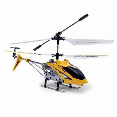 Custom branded remote control helicopters.