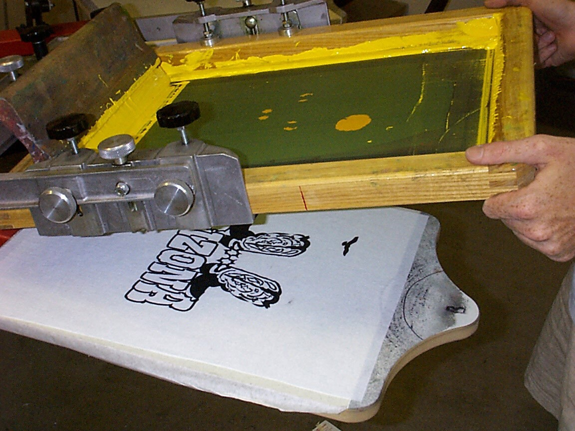 screen-printer