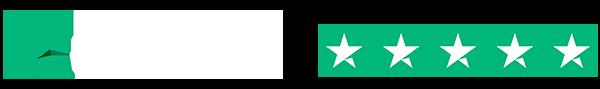 Trustpilot five stars logo