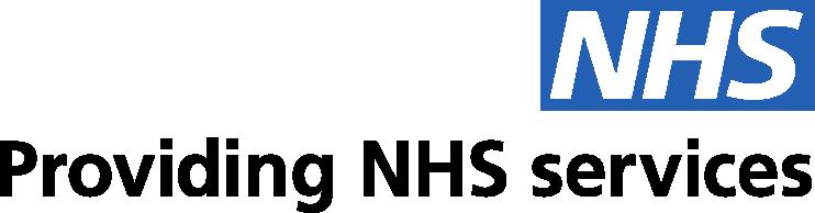 Providing N H S Services logo