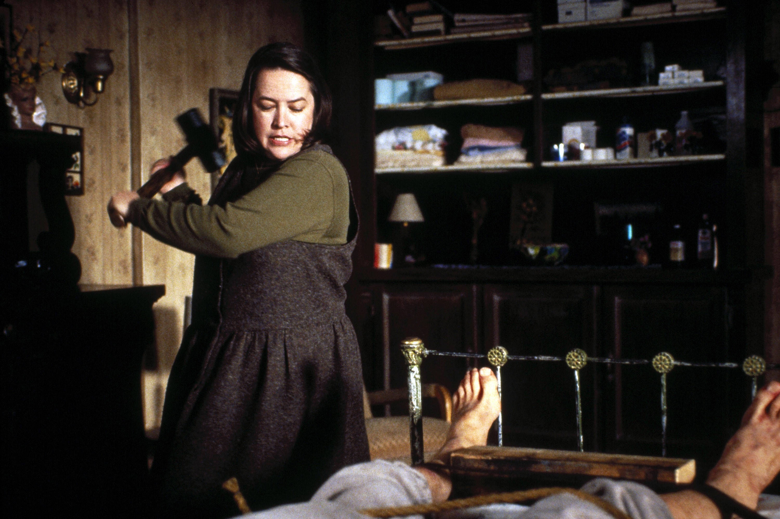 The 'Misery' of Annie Wilkes and Hurt People Hurting People