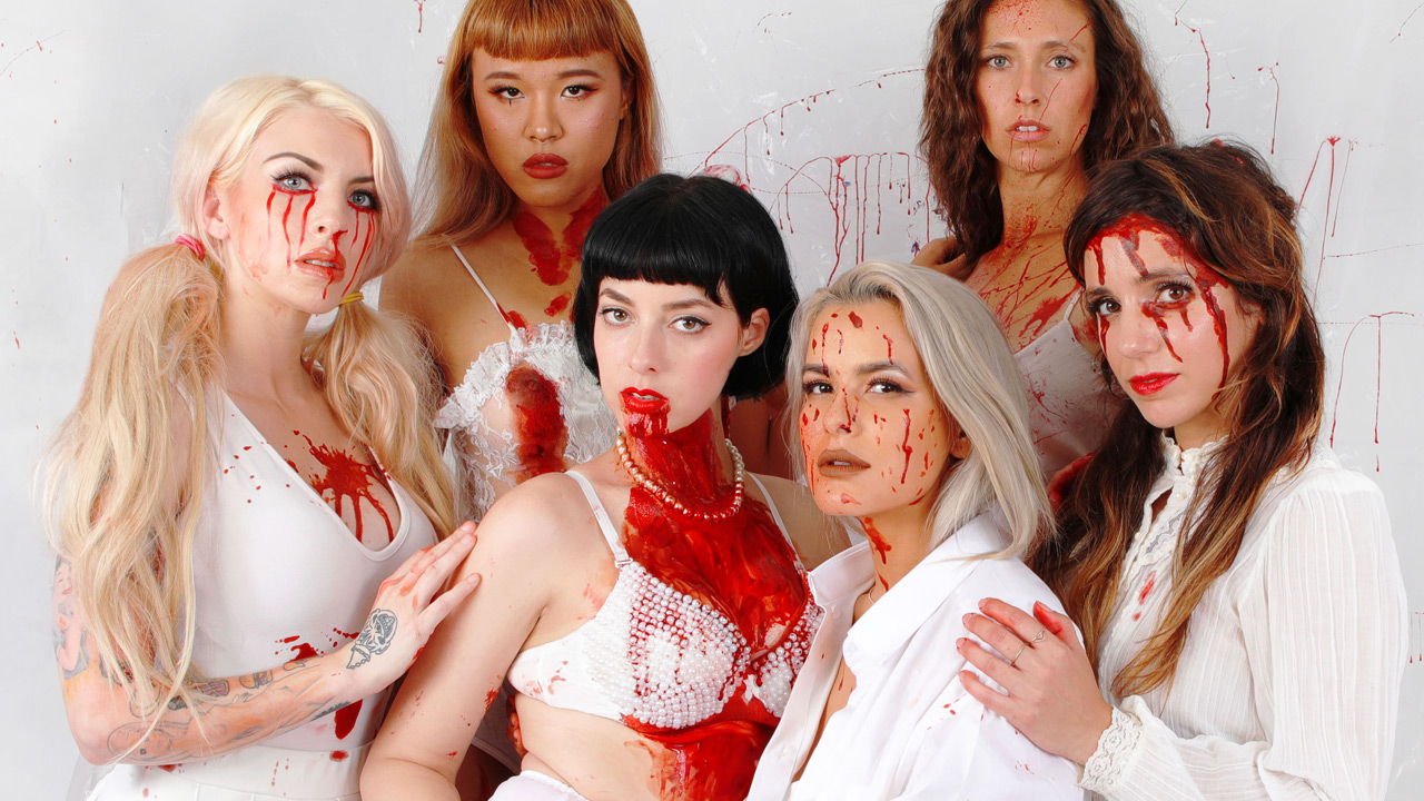 EXCLUSIVE: You Need To See 'Fatale Collective: Bleed'