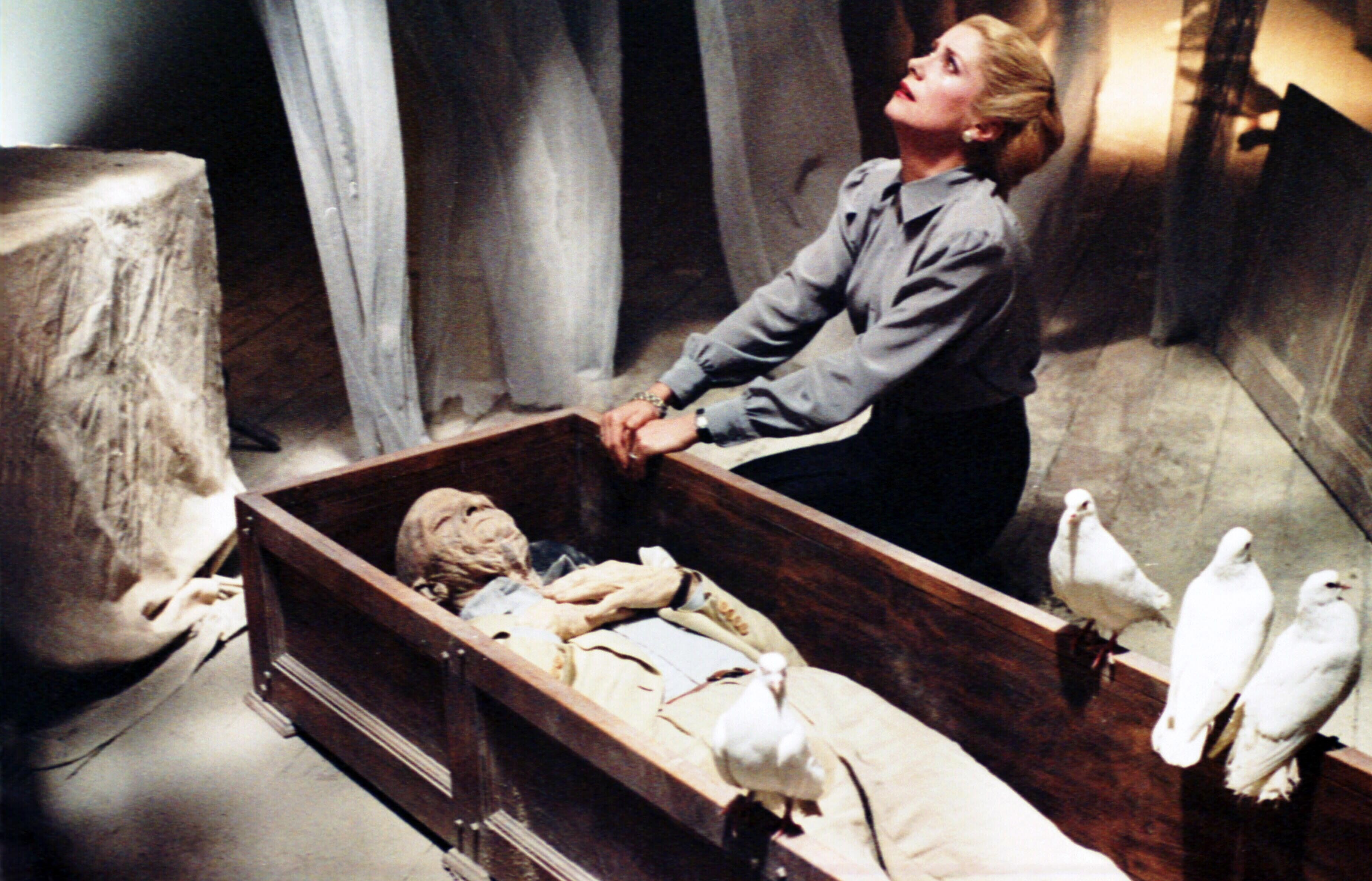 Scarred For Life: Scary Movies From the 1940s-1980s