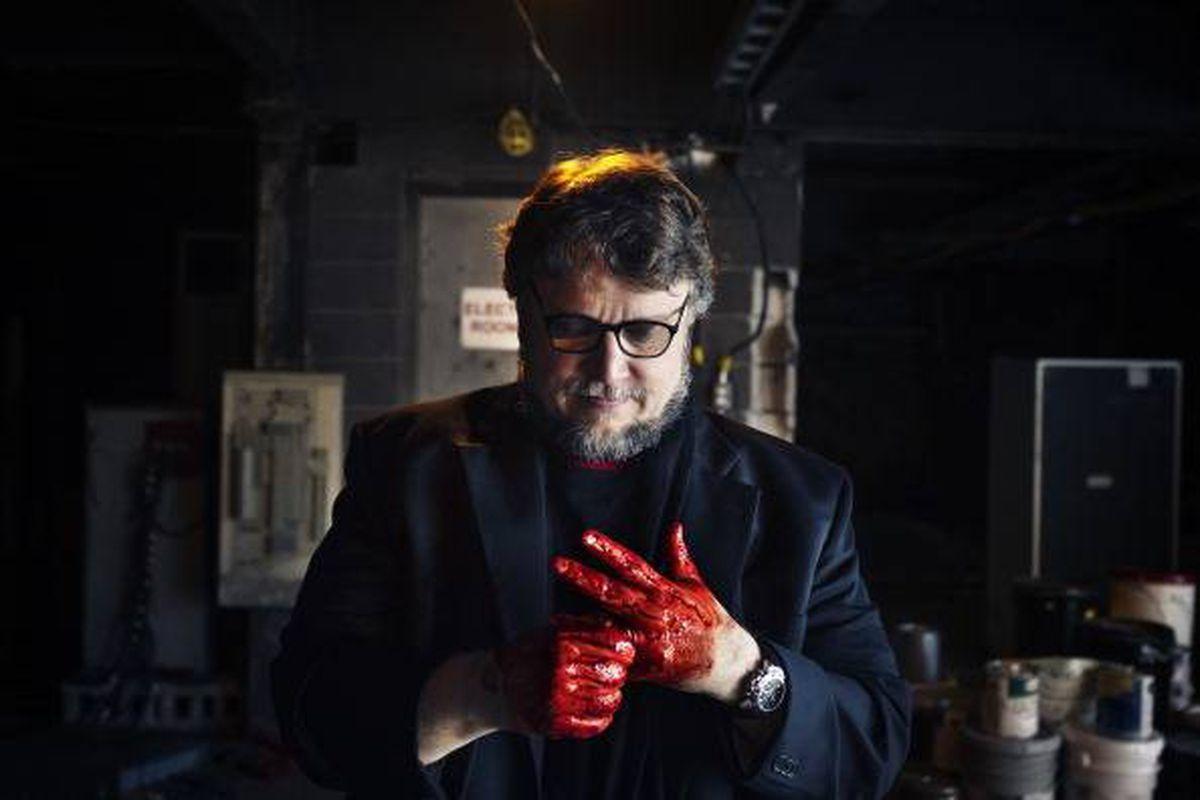 Legendary Filmmaker Guillermo del Toro Stops By 'Post Mortem'