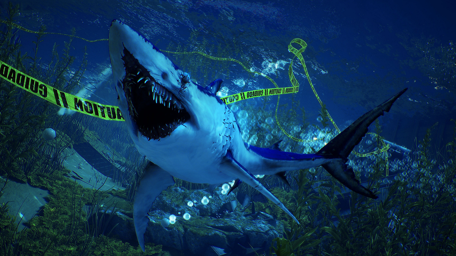 GorePlay: Be the Shark in 'Maneater' and Make It a Bloody May