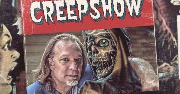 FANGORIA Frequencies: Greg Nicotero Drops New Details About 'Creepshow' Blu-ray!