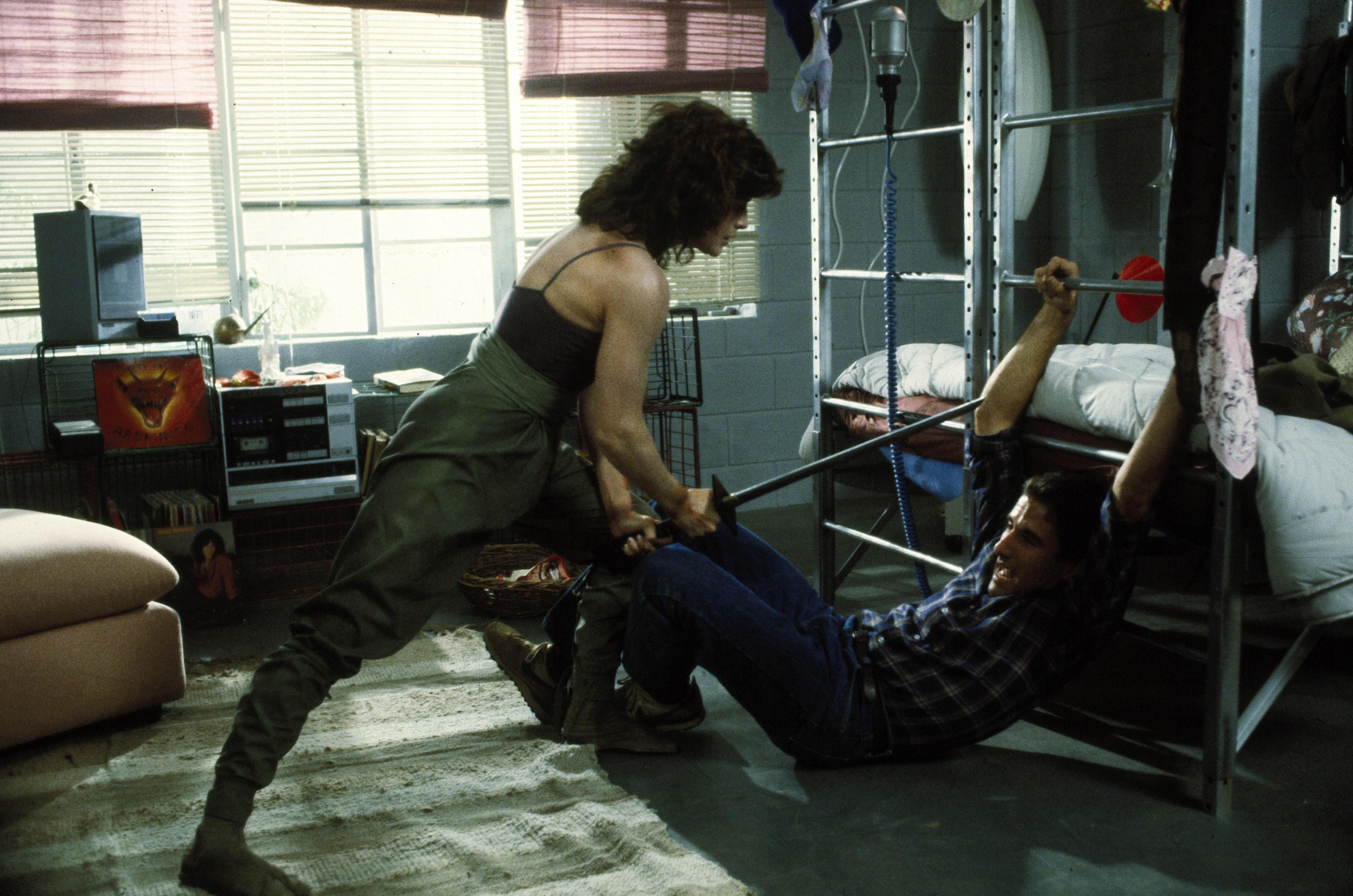 'Ninja III: The Domination': The Deliriously Deranged Possession/Dance/Karate Movie