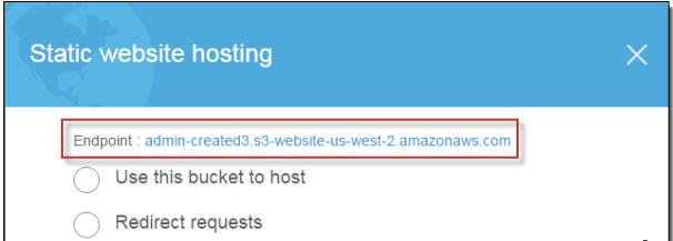 Static Web Hosting