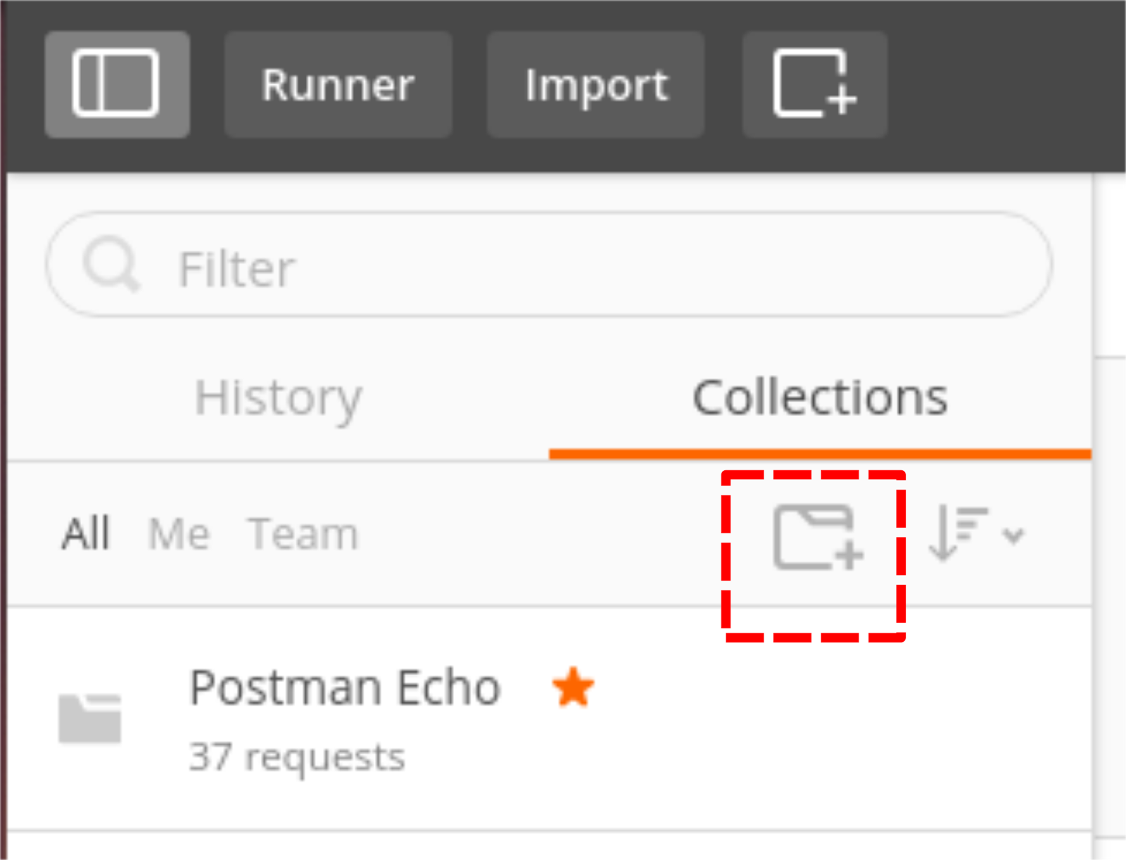 Postman - Adding Collections