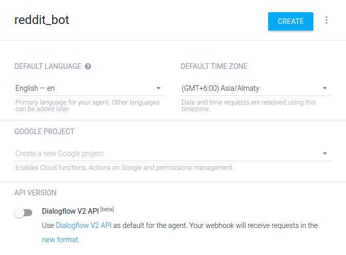 Reddit Bot Agent