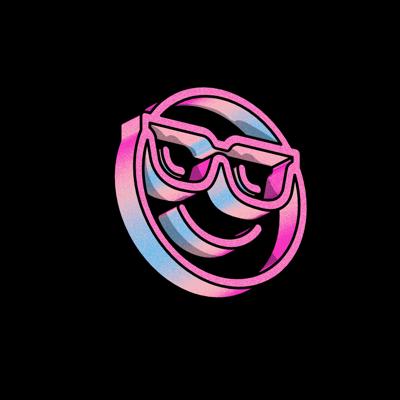Sun Smile Emoji.