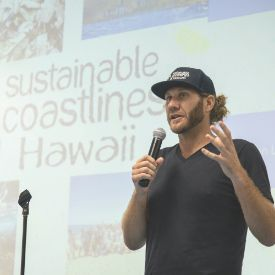 Rafael Bergstrom - Sustainable Coastlines Executive Director