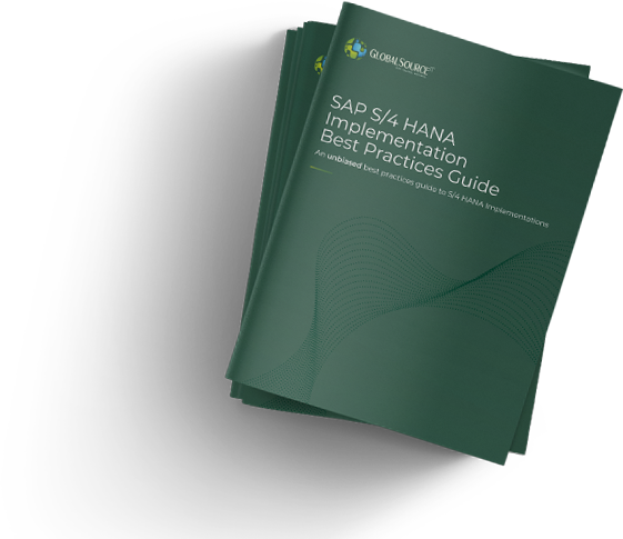 S/4HANA Best Practices Guide Whitepaper