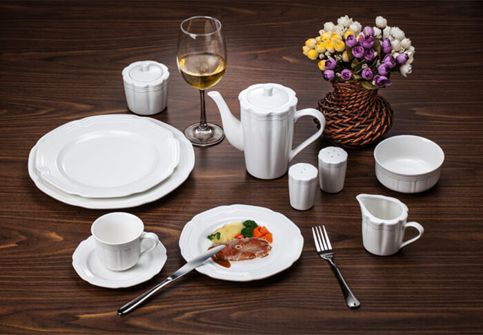 Embassy Series Tableware