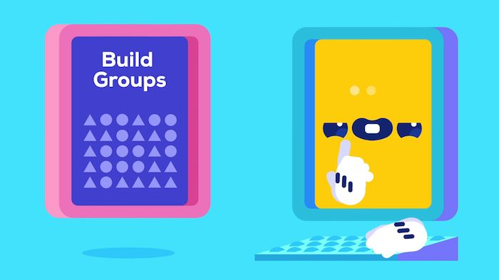 build groups