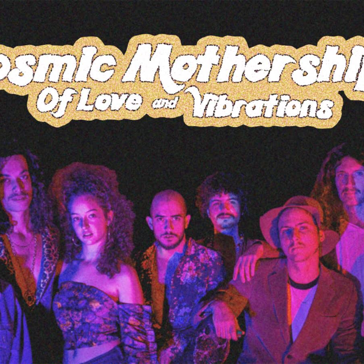 Cosmic Mothership Of Love & Vibrations