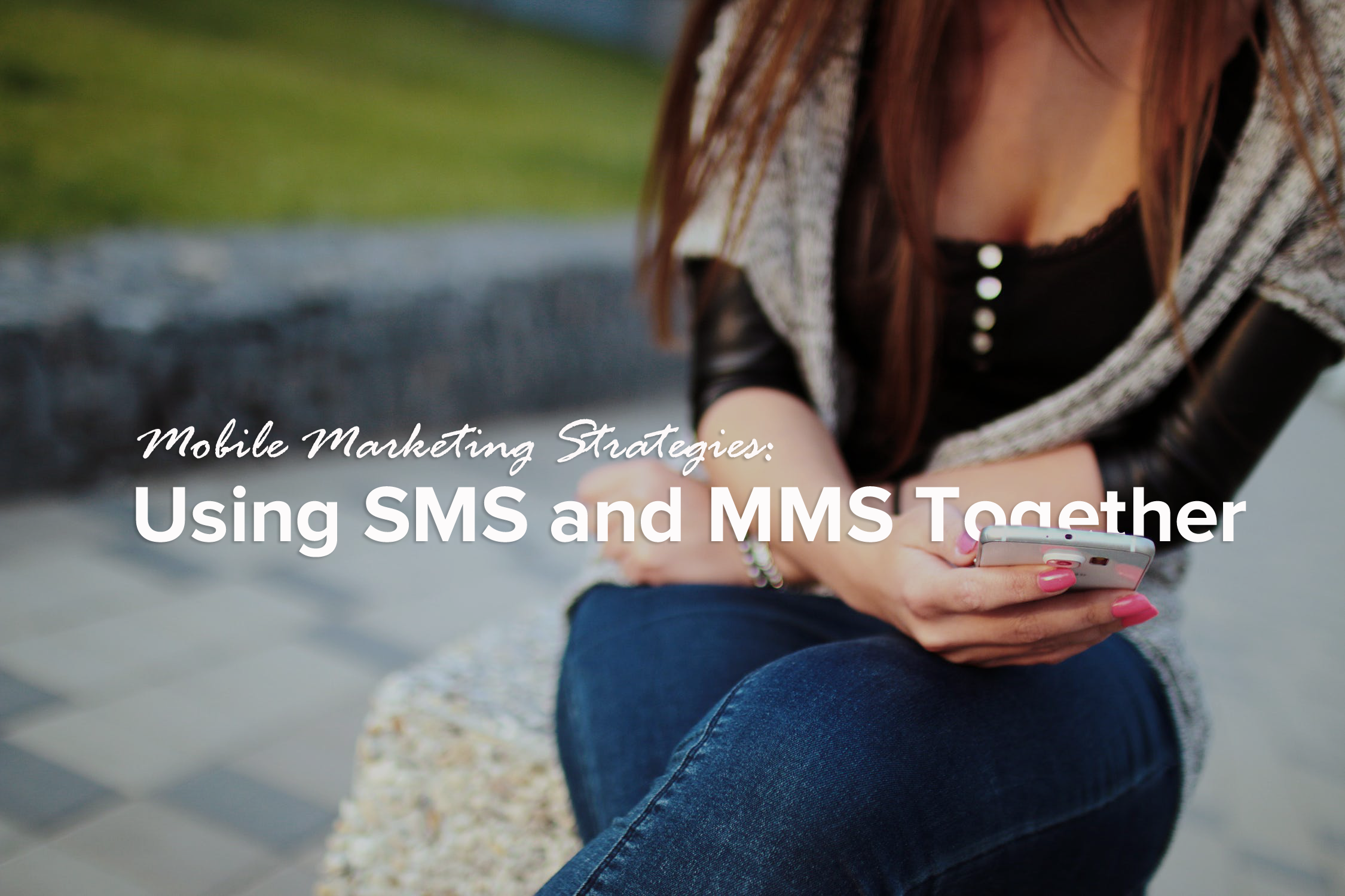 Using SMS and MMS Together