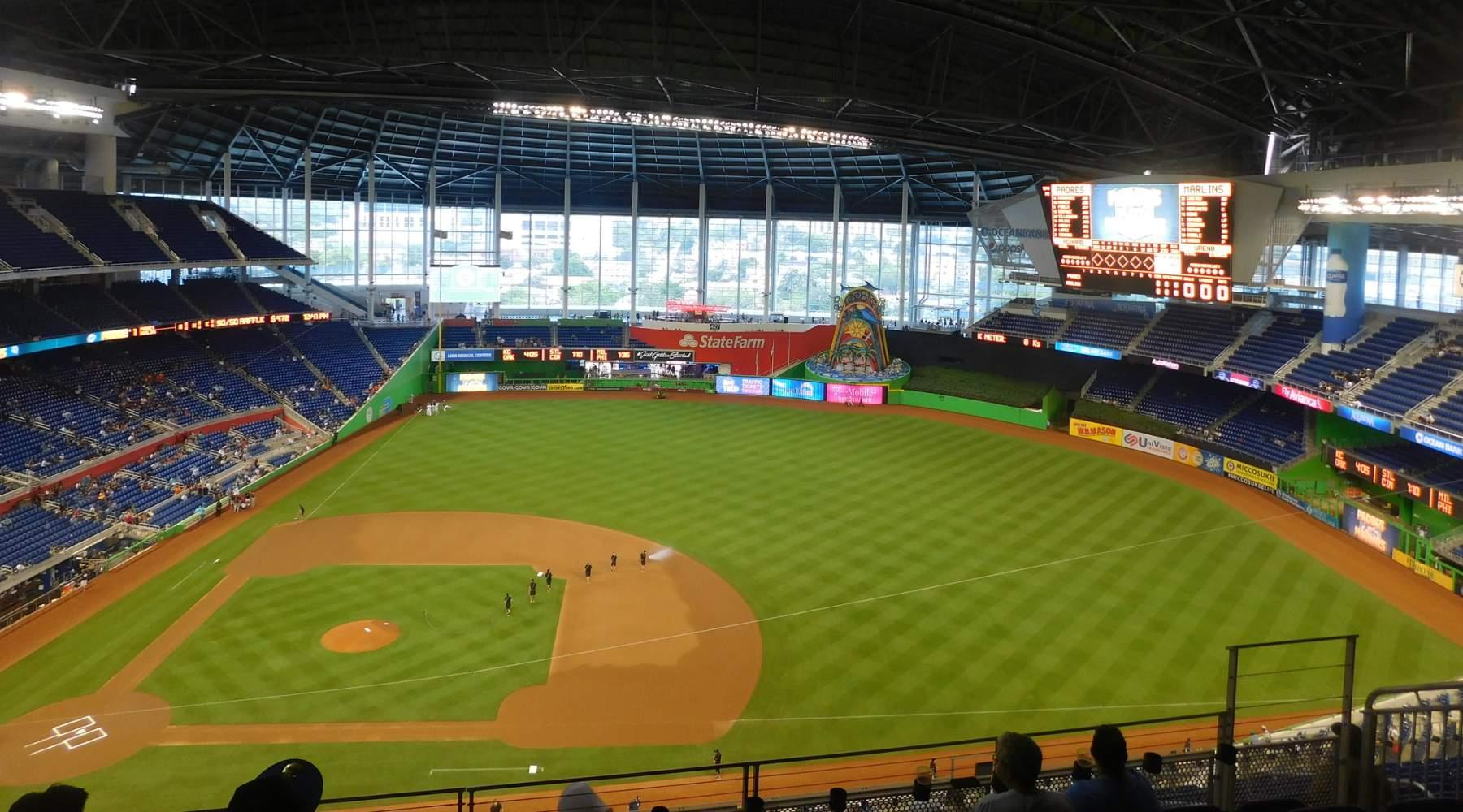 Ballpark image