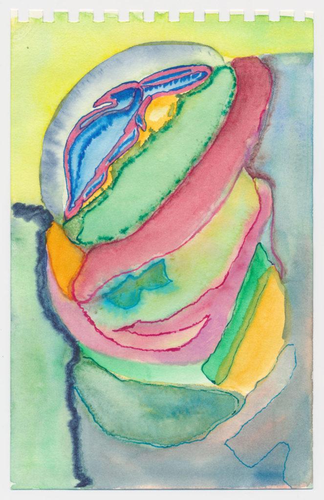 Heart Space<br>Watercolor