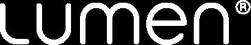 lumen trademark white logo