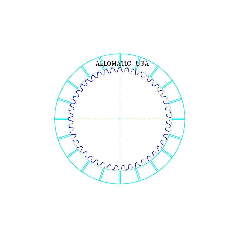 HONDA / ACURA 4 SPEED M6HA, MAXA, MDWA 1st, 2nd High