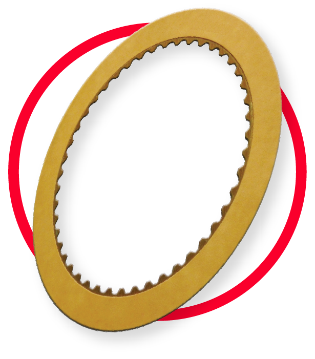 Allomatic Friction Clutch Plate