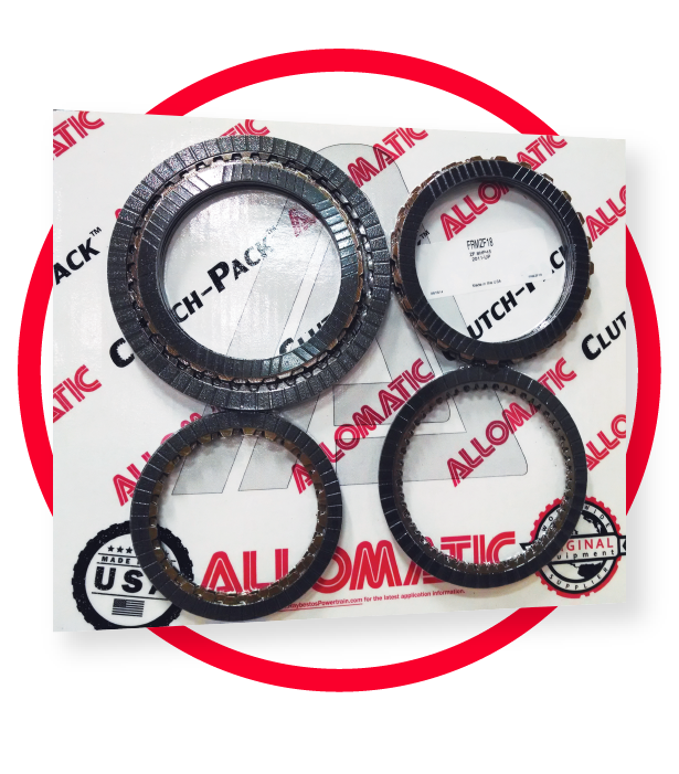 Allomatic Friction Clutch-Pack