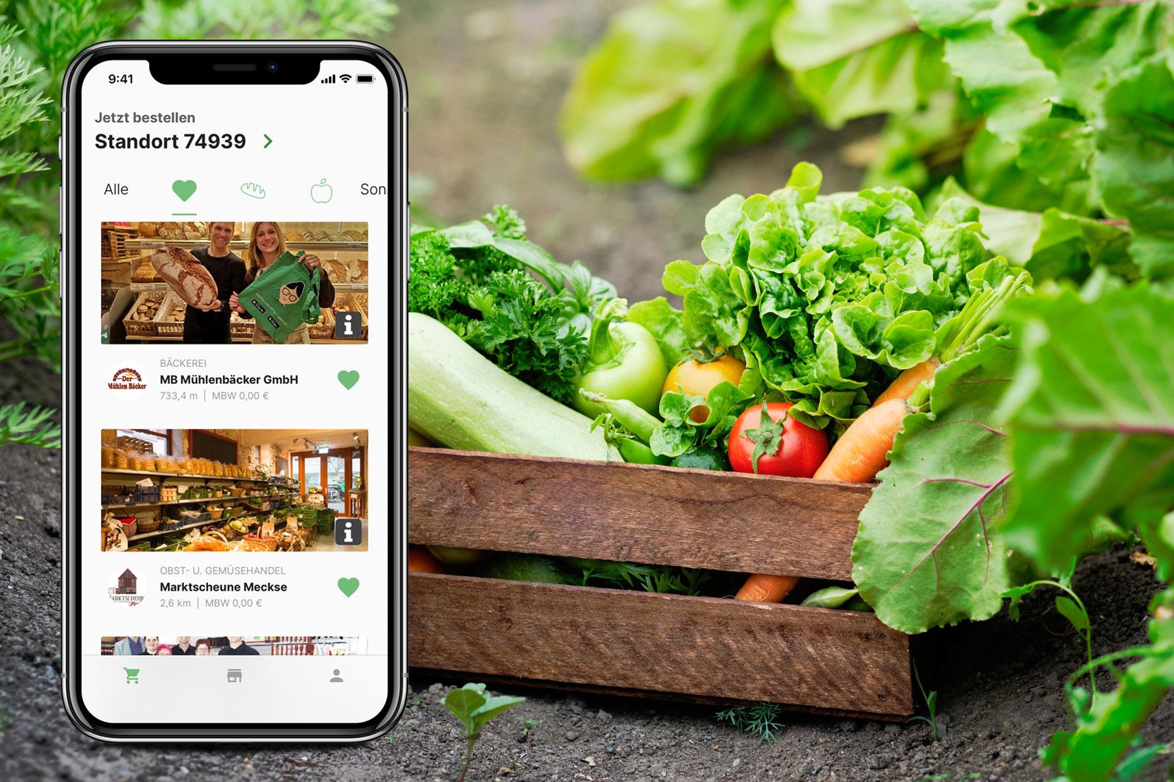 Kostenloser Zugang zum Online-Marktplatz