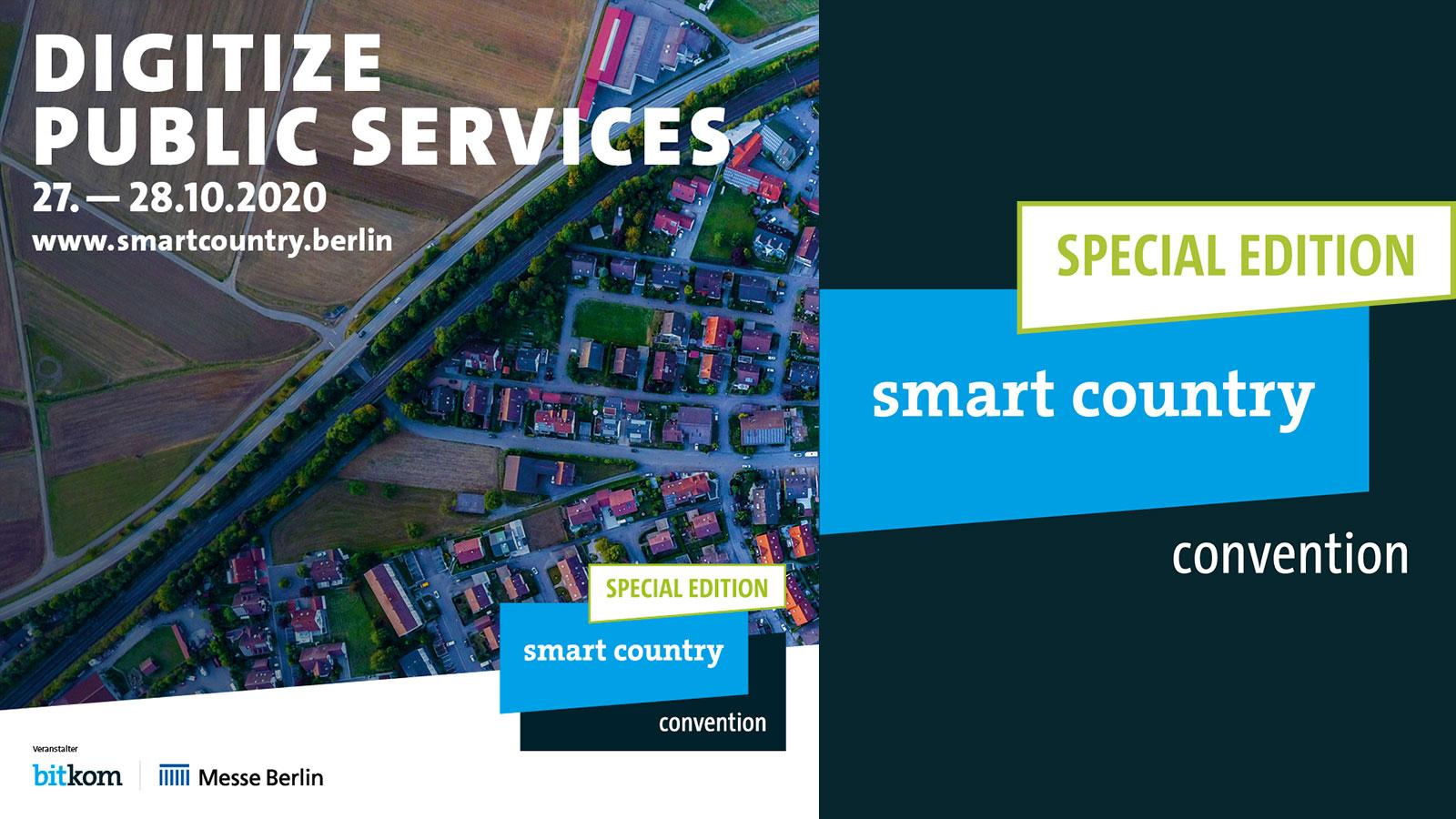 Marktfee.app-Gründer Marko Jeftic bei der Smart Country Convention 2020