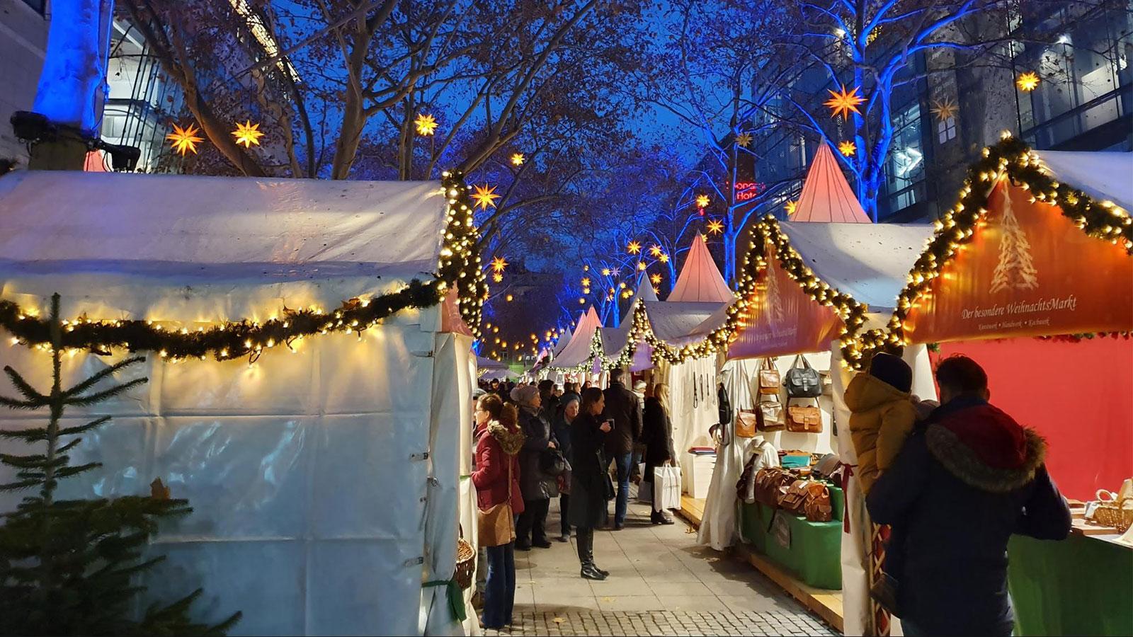 Der besondere WeihnachtsMarkt Kapuzinerplanken in Mannheim wird digital.