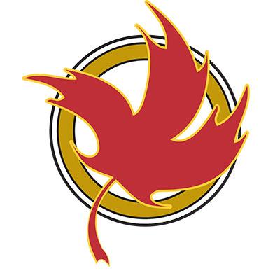 Canada Games Leaf Emblem