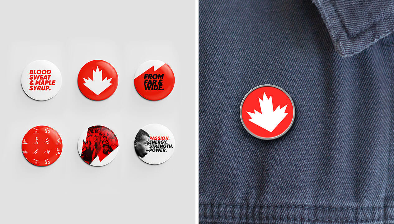 Canada Games Badges
