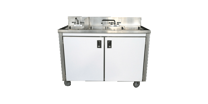 Small Sink Cart