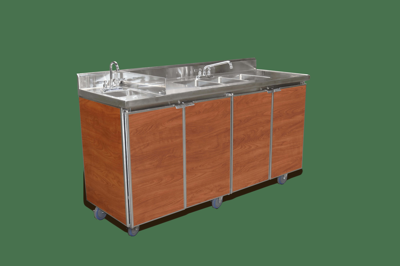 Large Sink Cart