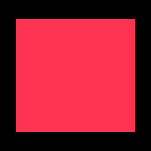 Router ikon rosa.