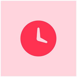 Bestäm datum och tid