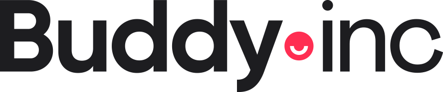 Buddy.inc logotyp