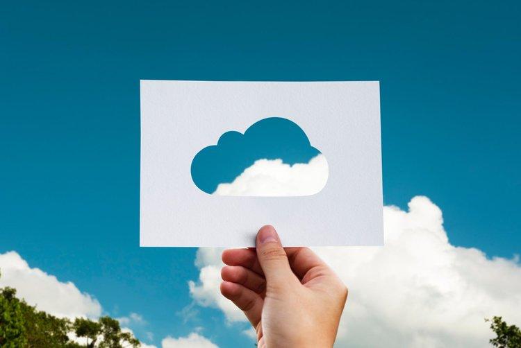 Liksom riktiga moln har olika storlekar så har molntjänsterna också olika stora lagringsutrymmen att välja på.