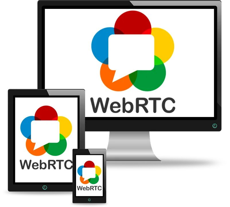 WebRTC on different screens