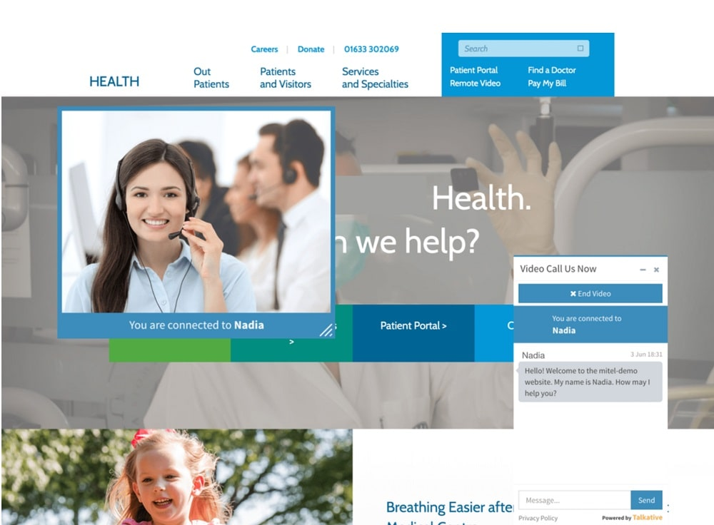Healthspan screenshot