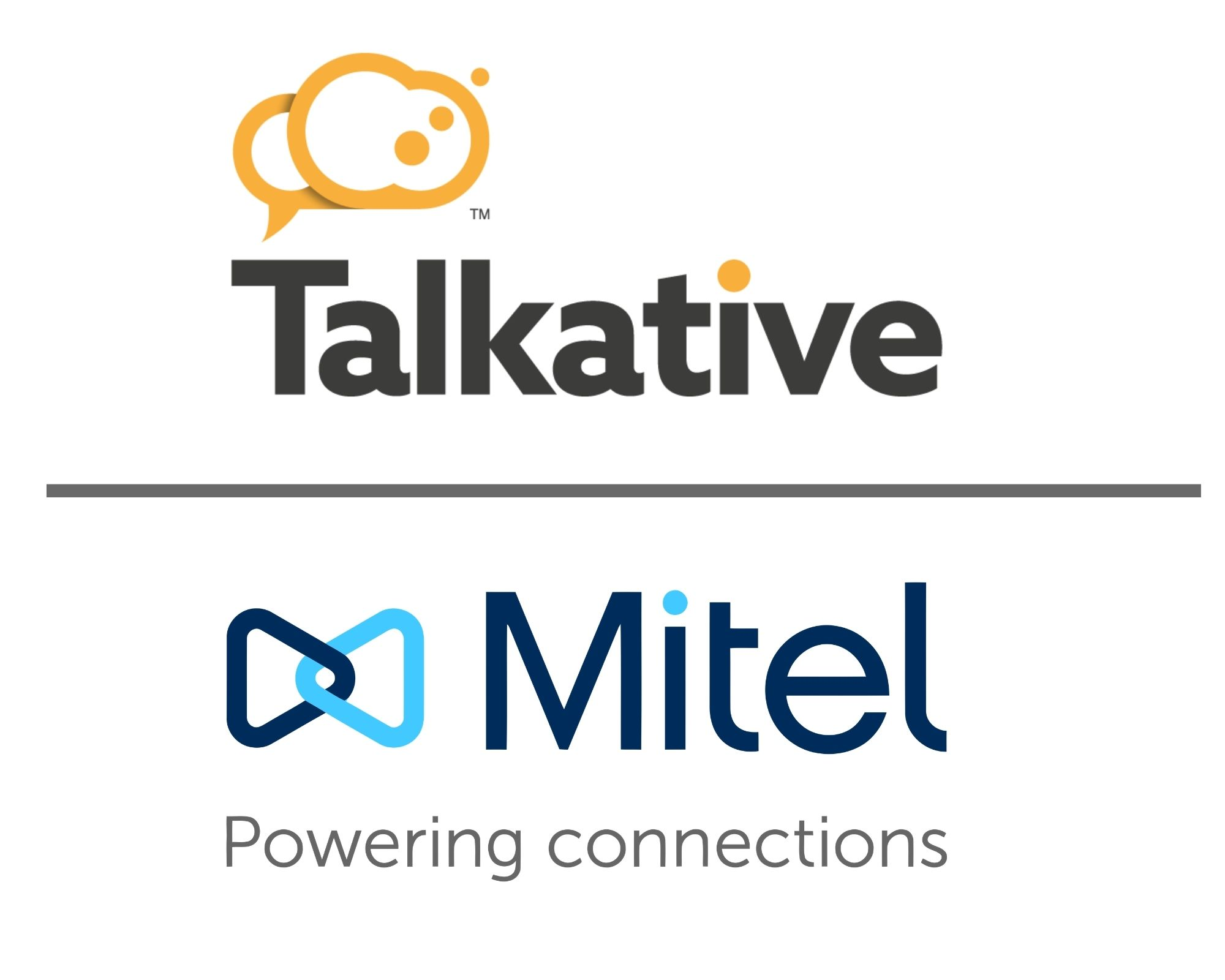 Talkative solutions for Mitel