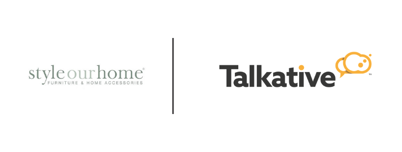 Style Our Home Talkative Case Study