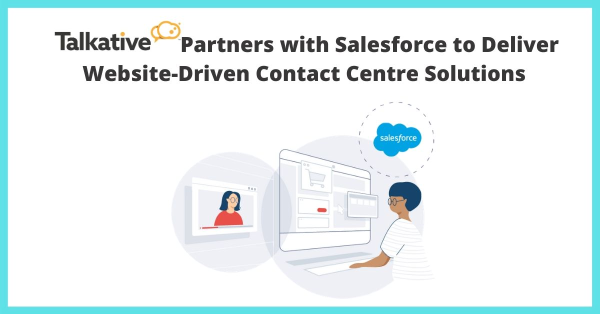 Talkative and Salesforce