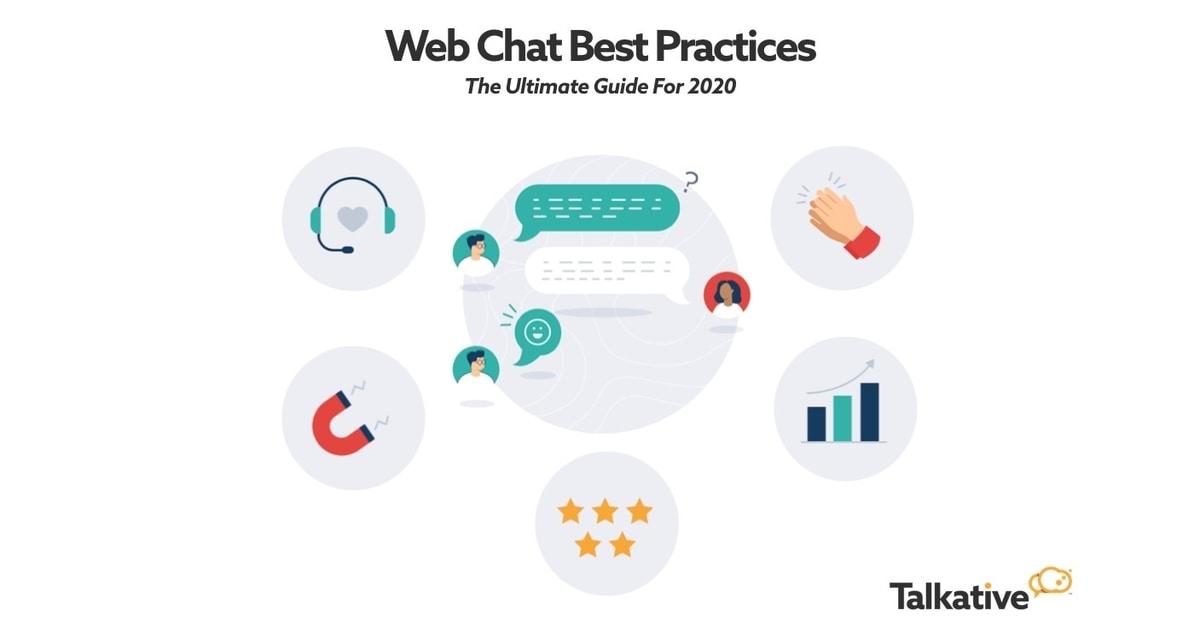 Web chat best practices