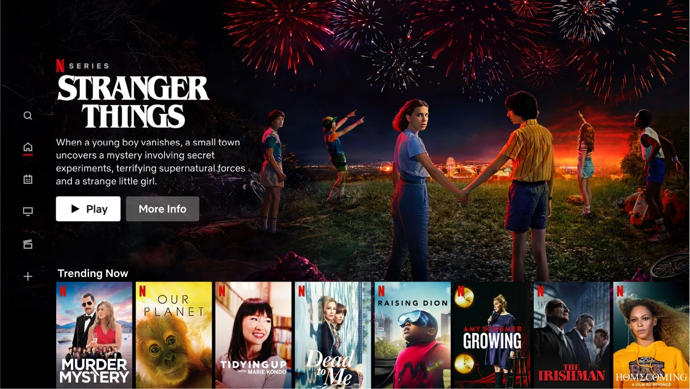 Netflix platfrom