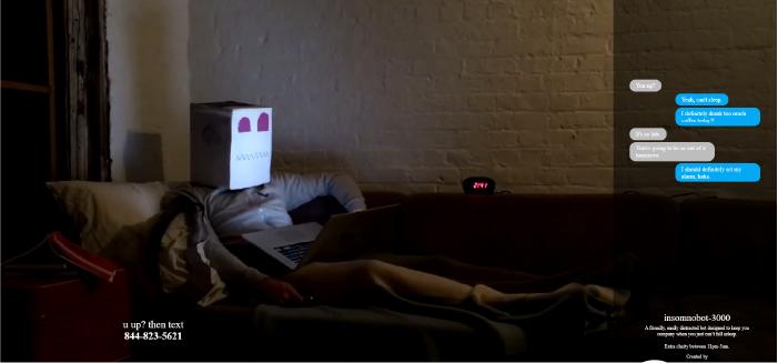 Casper chatbot